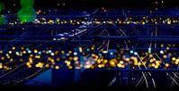 大阪駅 宵闇迫れば - 心の万華鏡