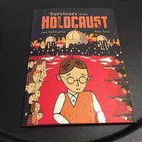 ポーランドで買ったマンガ  Survivors of the Holocaust を読んだ - 本日の中・東欧