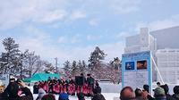 「第42回弘前城雪燈籠まつり」開幕!! - 弘前感交劇場
