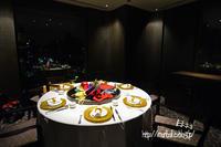 2018.1新年は台湾で➃シャングリ・ラ ファーイースタンプラザホテル 台北のレストラン香宮(シャンパレス)の個室で大晦日ディナー - a  window
