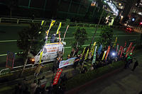 JAL不当解雇撤回ガンダムスタンプラリー - ムキンポの亀尻ブログ
