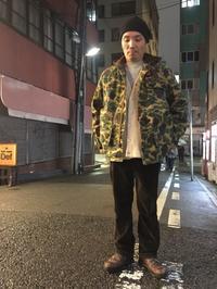 Kamoから広まったCamo! (T.W.神戸店) - magnets vintage clothing コダワリがある大人の為に。