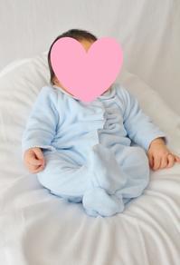 念願の新生児ポートレート写真☆ - ドイツより、素敵なものに囲まれて②