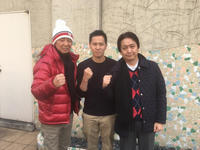 今日の出逢い - 本多ボクシングジムのSEXYジャーマネ日記