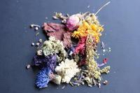 """フラワーブレンドでホッと一息 - 英国メディカルハーバリスト&アロマセラピストのブログ""""Herbal Healing 別館"""""""