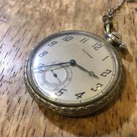 WALTHAM ウオルサム懐中時計修理 - トライフル・西荻窪・時計修理とアンティーク時計の店