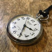 SEIKO 19セイコー懐中時計修理 - トライフル・西荻窪・時計修理とアンティーク時計の店