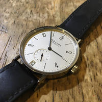 NOMOS ノモス手巻き腕時計修理 - トライフル・西荻窪・時計修理とアンティーク時計の店