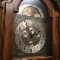 Kieninger キニンガーホールクロックの修理 - トライフル・西荻窪・時計修理とアンティーク時計の店