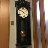 AICHI アイチ時計修理 大型掛け時計の修理 - トライフル・西荻窪・時計修理とアンティーク時計の店