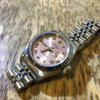 ROLEX DATEJUSTロレックスデイトジャストレディース時計修理 - トライフル・西荻窪・時計修理とアンティーク時計の店