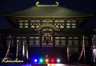 派手な東大寺 - カンちゃんの写真いろいろ