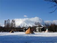 降雪2cm、いい天気のホワイトフェスタ2018:2日目 - 北軽井沢スウィートグラス