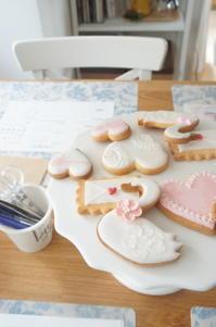 クッキーの香りに包まれながら・・・ - launa パンとお菓子と日々のこと