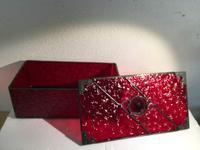 赤い箱 - Glass in