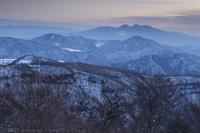 霧降高原 六方沢橋 雪 日の出 - photograph3