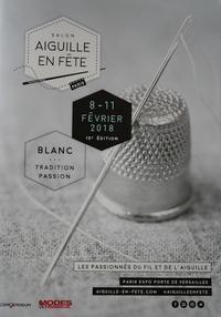パリの手芸見本市「L'aiguille en Fête(針の祭典)2018」 - はんどめいど☆Time