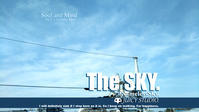 The SKY and WIRE. - Soul and Mind. :: The SKY - Timelapse - The SKY - Timelapse. :: 猫と暮らす(ΦωΦ)