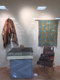 「アルファベットアニマルAtoZ 暖かな敷物と共に」今日は展示を変えました。 - いぷしろんの空