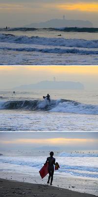2018/02/11(SUN) 波あるSunday Beach. - SURF RESEARCH