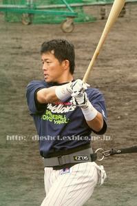 9回6点差から同点に追いつき、総力戦の末、延長11回上田剛史サヨナラ3ラン☆12×-9 - Out of focus ~Baseballフォトブログ~
