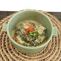 콩비지찌개(おからのチゲ)☆お寺料理 他 - キューニーの食卓