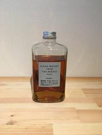 603.NIKKA WHISKY FROM THE BARREL - one thousand daily life