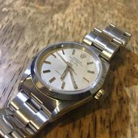 ROLEX AIRKING ロレックスエアキング時計修理 - トライフル・西荻窪・時計修理とアンティーク時計の店