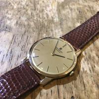 UNIVERSAL ユニバーサル手巻き式腕時計の修理 - トライフル・西荻窪・時計修理とアンティーク時計の店
