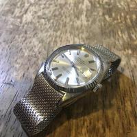 ロレックスデイトジャスト自動巻き腕時計の修理 - トライフル・西荻窪・時計修理とアンティーク時計の店