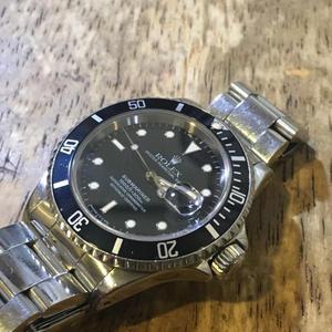 ROLEX ロレックス サブマリーナ オーバーホール - トライフル・西荻窪・時計修理とアンティーク時計の店