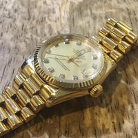 ROLEX DATEJUSTロレックスデイトジャスト時計修理 - トライフル・西荻窪・時計修理とアンティーク時計の店