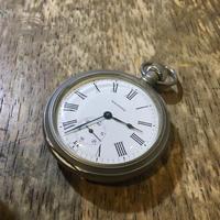WALTHAM ウォルサム懐中時計修理 - トライフル・西荻窪・時計修理とアンティーク時計の店