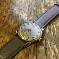 HAMILTON ハミルトン手巻き時計修理 - トライフル・西荻窪・時計修理とアンティーク時計の店