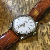 TUDOR チュードル 手巻き時計の修理 - トライフル・西荻窪・時計修理とアンティーク時計の店