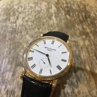 PATEK PHILIPPE パテックフィリップ手巻き時計修理 - トライフル・西荻窪・時計修理とアンティーク時計の店