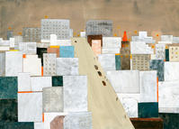 「Brown city」個展Brown morning より - yuki kitazumi  blog