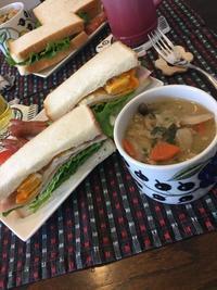 サンドイッチ - 新米主婦のお料理日記〜
