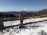 真冬のオープンエアクルージン - ドカポルGS