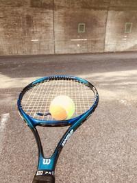 ひとりテニス - ちょんまげブログ