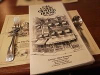 ボストン日記~とうとうロブスターと出会う - papermoon ~日本刺繍~