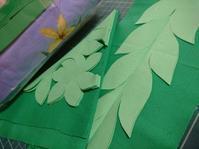 ピカケモチーフのワンショルダーキット - ほっと一息・・~Sakura's Hawaiian QuiltⅡ