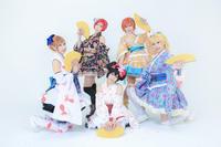 (dance cover)ラブライブ 輝夜の城で踊りたい cosplay - Mew♪コスプレ作業日記