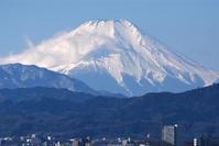 大きな富士山  - 立川は Ecoutezbien  えくてびあん