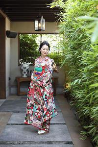 <アンコール>華麗な着姿に魅せられて☆吉祥の文様が彩る華やぎ和装花嫁姿 - それいゆのおしゃれ着物レンタル