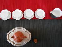 お茶請けと設えの関係 - Tea Wave  ~幸せの波動を感じて~