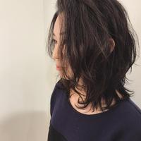 パーマとレイヤーと後れ毛と。。。。 - COTTON STYLE CAFE 浦和の美容室コットンブログ