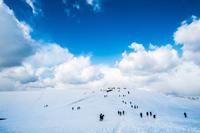 ★雪の鳥取砂丘 - 一写入魂