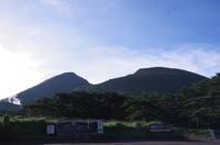向暑韓国岳 - ほら、こわくない。