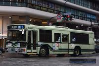(2018.1) 京都市交通局・73 - バスを求めて…